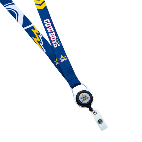 North Queensland Cowboys Lanyard