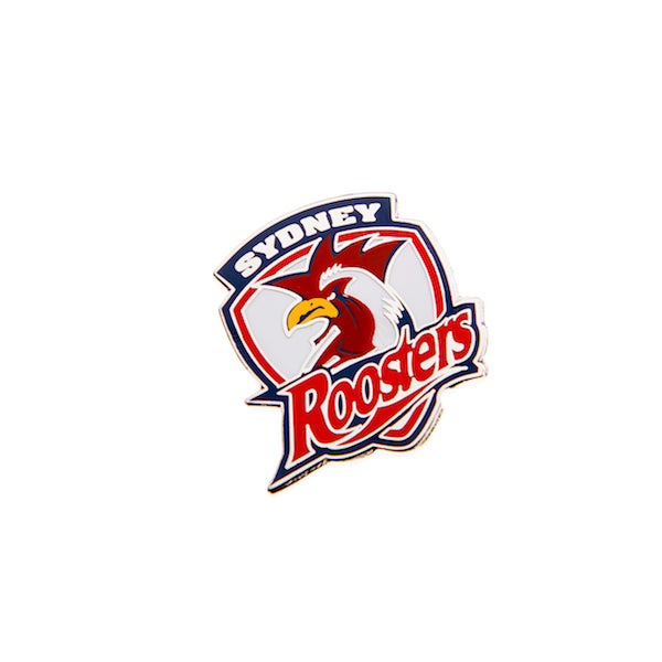 Sydney Roosters Pin - Metal Logo