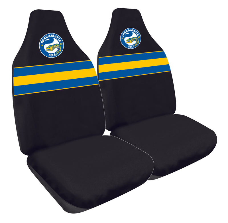 Parramatta Eels Car Seat Covers