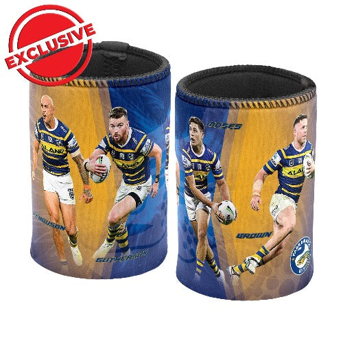 Parramatta Eels Stubby Cooler - Players