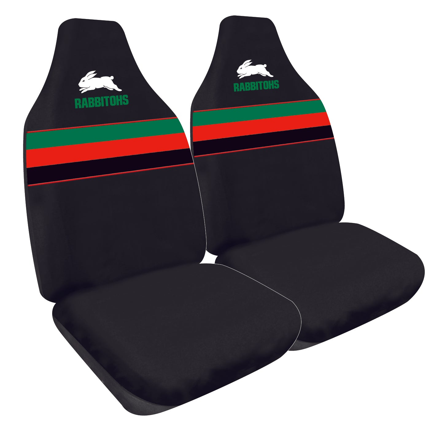 South Sydney Rabbitohs Car Seat Covers