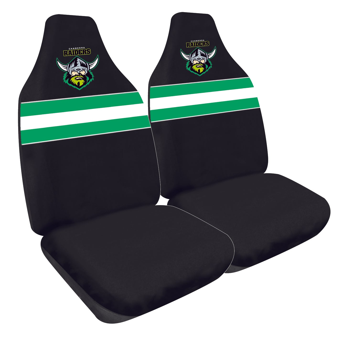 Canberra Raiders Car Seat Covers