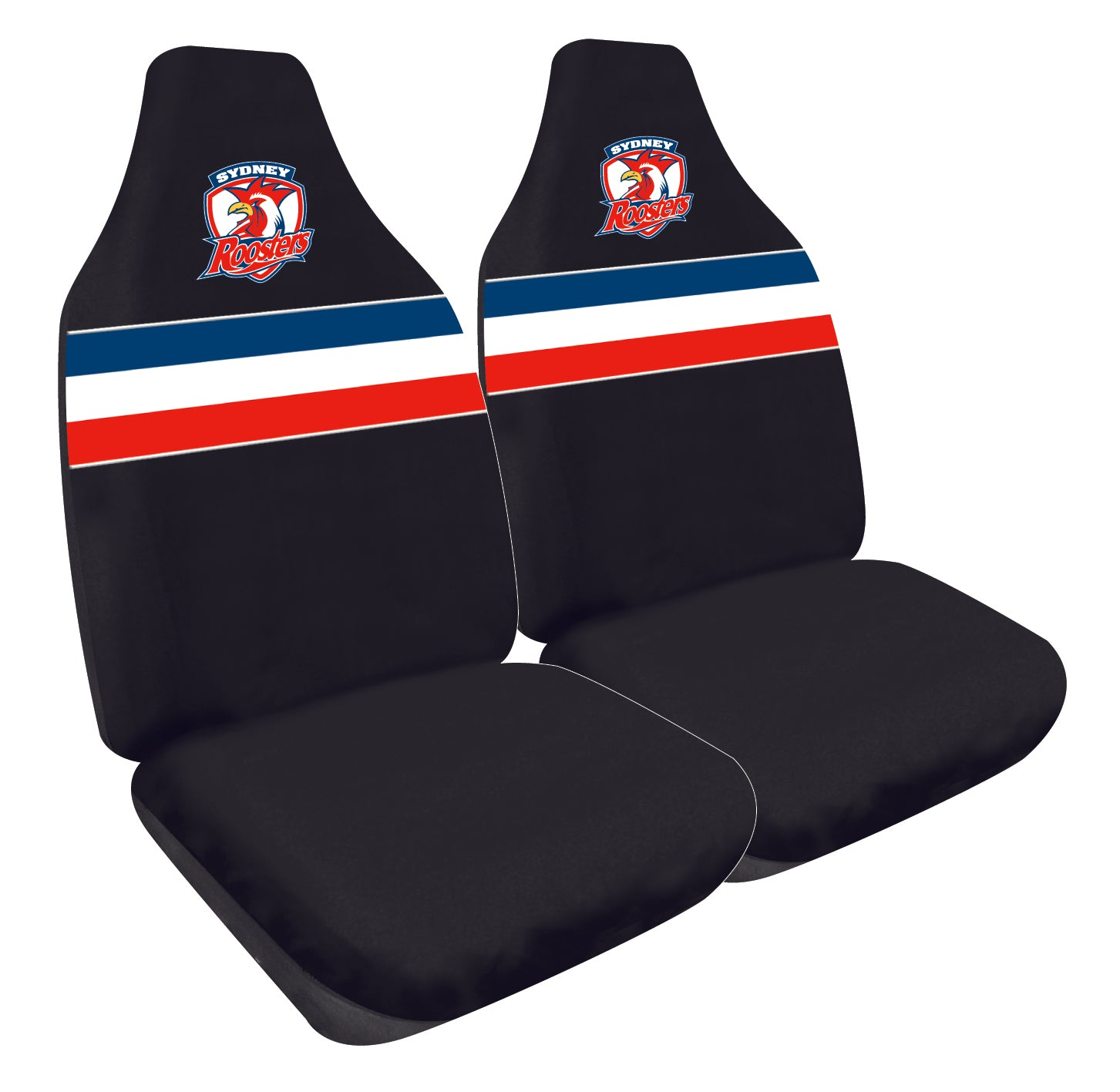 Sydney Roosters Car Seat Covers