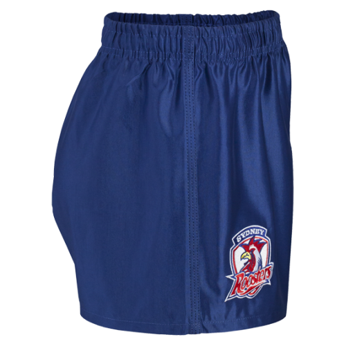 Sydney Roosters Mens Away Replica Player Shorts