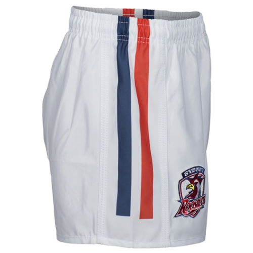 Sydney Roosters Mens Replica Player Shorts - Home