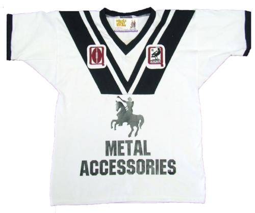 Souths Magpies BRL Retro Jersey