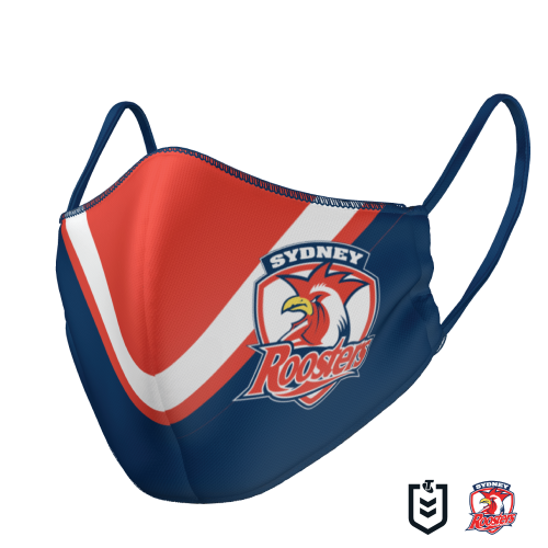 Sydney Roosters Face Mask