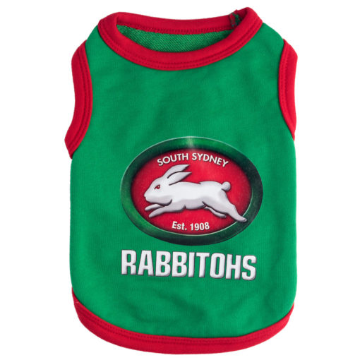 South Sydney Rabbitohs Dog Shirt