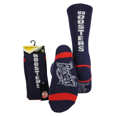 Sydney Roosters Crew Socks