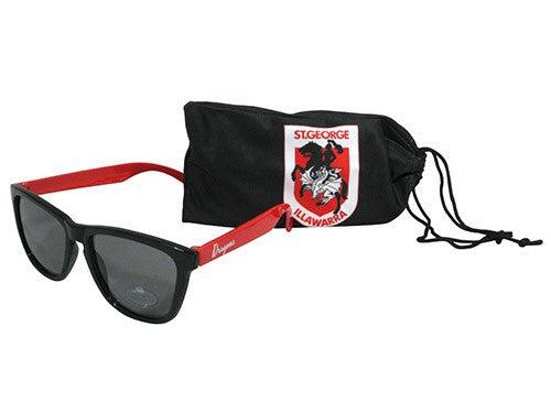 St George Illawarra Dragons Sunglasses with Case