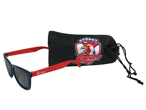 Sydney Roosters Sunglasses with Case