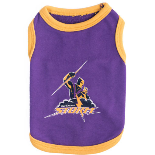 Melbourne Storm Dog Shirt