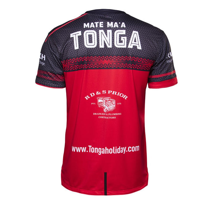 Tonga 2019 Mens Training Shirt