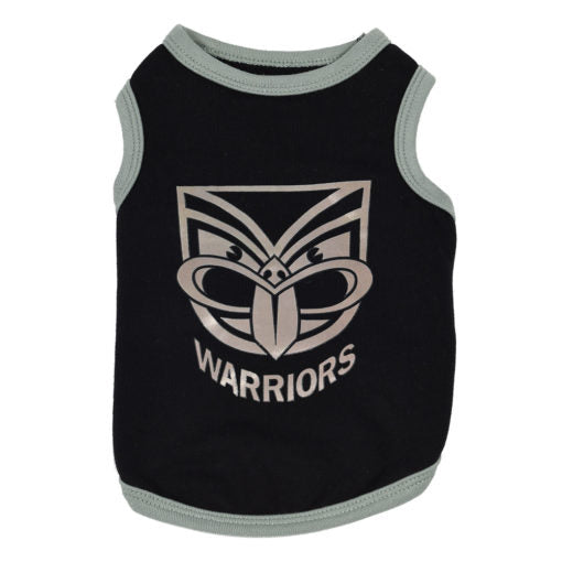 NZ Warriors Dog Shirt