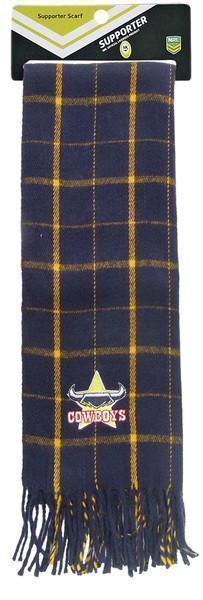 North Queensland Cowboys Scarf - Tartan