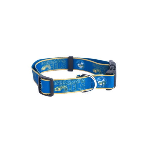 Parramatta Eels Dog Collar