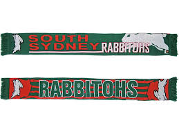 South Sydney Rabbitohs Scarf - Alliance