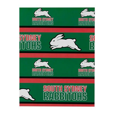 South Sydney Rabbitohs Wrapping Paper