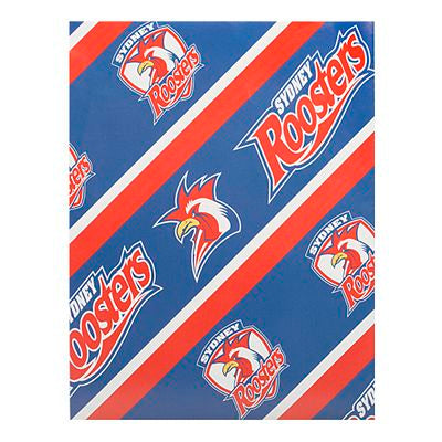 Sydney Roosters Wrapping Paper