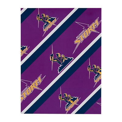 Melbourne Storm Wrapping Paper