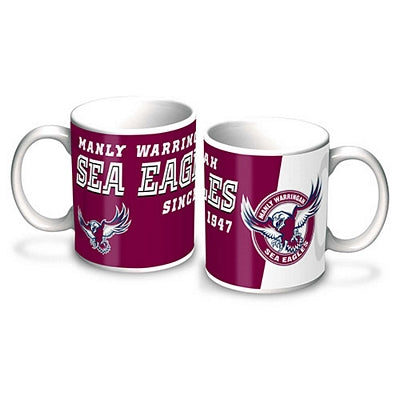 Manly Sea Eagles Coffee Mug - Established