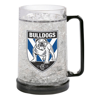 Canterbury Bulldogs Gel Ezy Freeze Stein