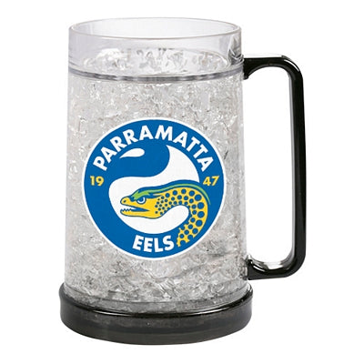 Parramatta Eels Gel Ezy Freeze Stein