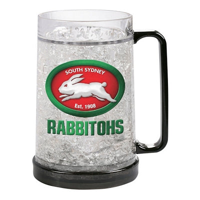South Sydney Rabbitohs Gel Ezy Freeze Stein
