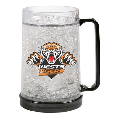 Wests Tigers Gel Ezy Freeze Stein