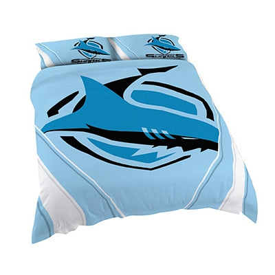 Sharks Quilt Cover