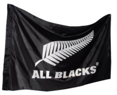 All Blacks Cape / Wall Flag