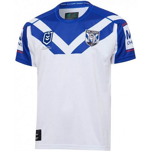 Canterbury Bulldogs 2020 Ladies Home Jersey