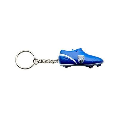 Canterbury Bulldogs Keyring - Boot