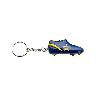 North Queensland Cowboys Keyring - Boot