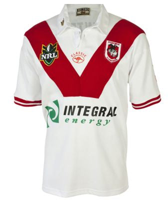 St George Dragons 1999 Retro Jersey
