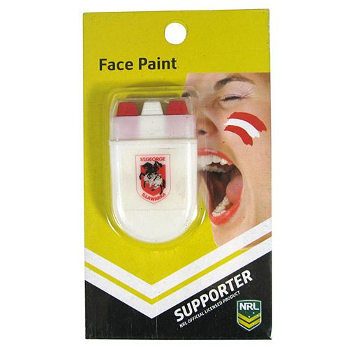 St George Illawarra Dragons Face Paint Stick