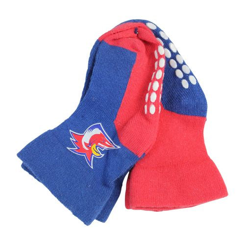 Sydney Roosters Baby Socks (2pk)