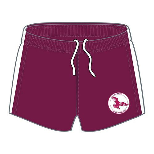 Manly Sea Eagles Heritage Supporter Player Shorts
