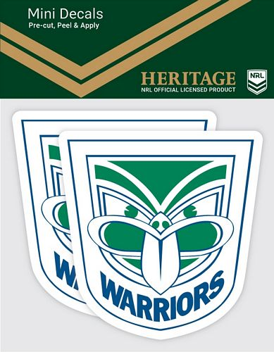 NZ Warriors Sticker