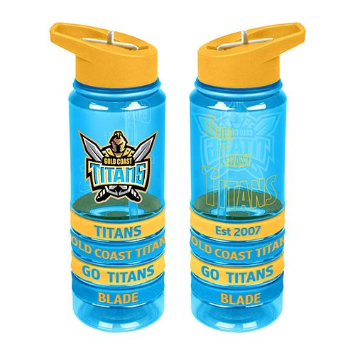 Gold Coast Titans Drink Bottle