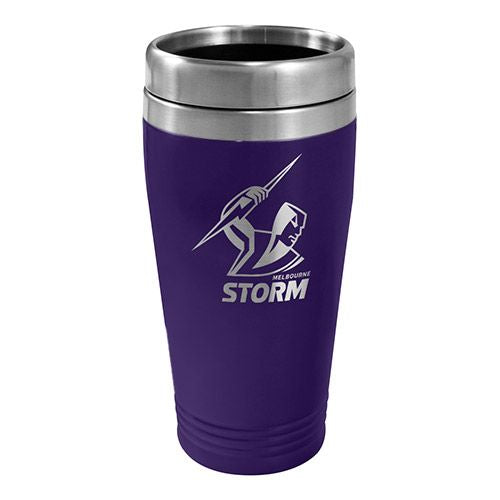 Melbourne Storm S/Steel Travel Mug