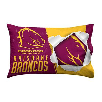 Brisbane Broncos Pillowcase