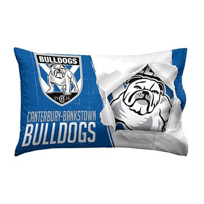 Canterbury Bulldogs Pillowcase