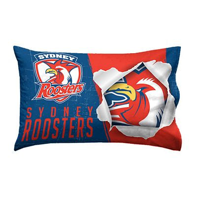 Sydney Roosters Pillowcase