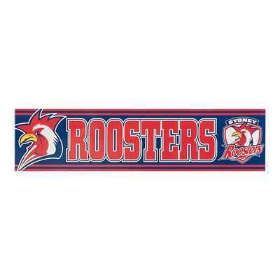 Sydney Roosters Car Bumper Sticker