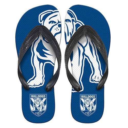 Canterbury Bulldogs Thongs