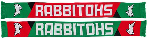 South Sydney Rabbitohs Scarf - Geo