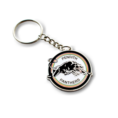 Penrith Panthers Keyring - Heritage