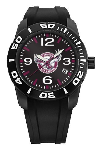 Manly Sea Eagles Athlete Series Watch