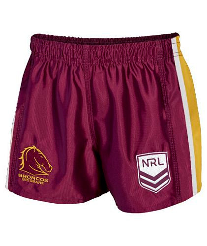 Broncos Kids Replica Player Shorts